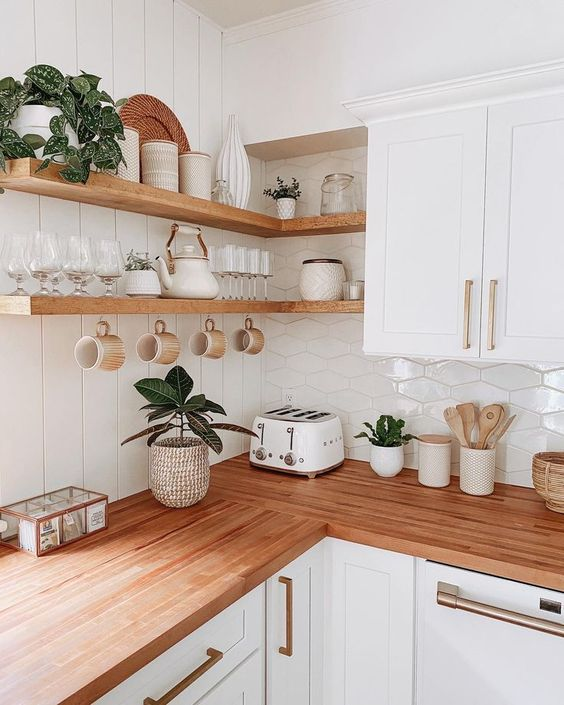 Dapur apartemen
