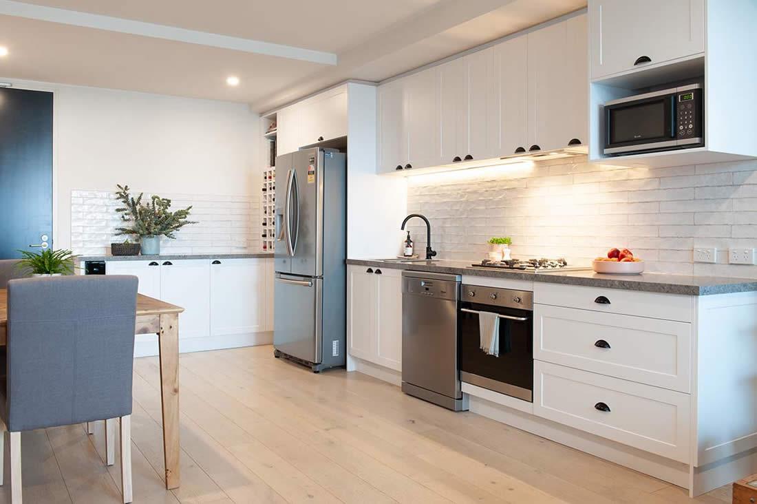 Inspirasi Desain Dapur Apartemen, Masak Jadi Lebih Nyaman