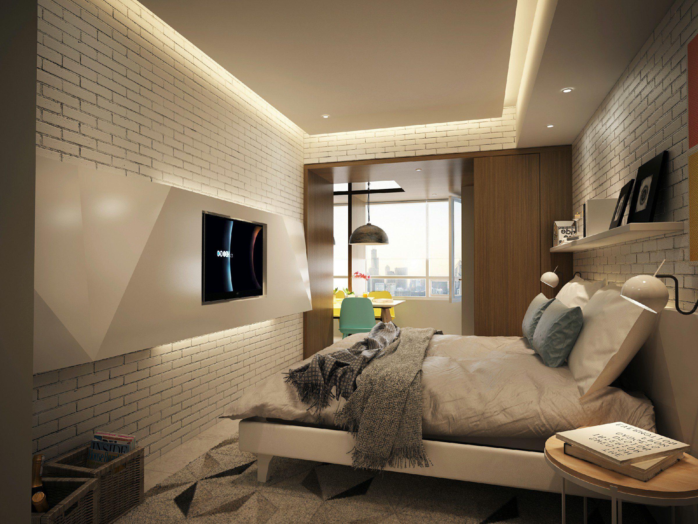 Mengenal Tipe-Tipe Apartemen
