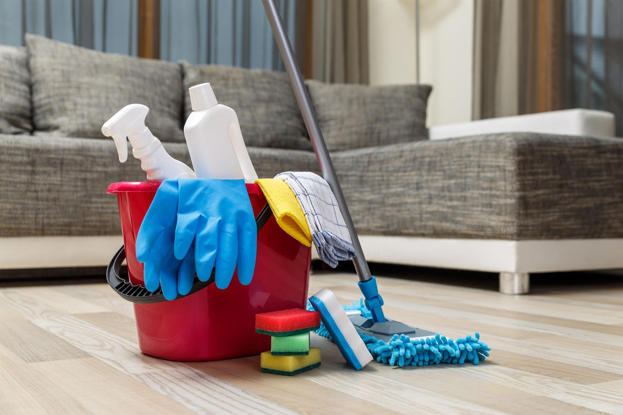 Alat Bersih-Bersih Yang Harus Diganti Dalam Jangka Waktu Tertentu