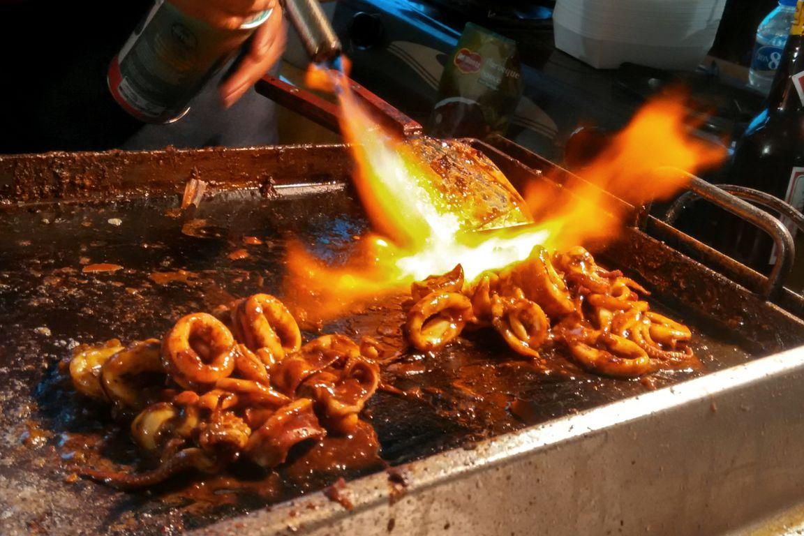 Kuliner Pasar Lama Tangerang
