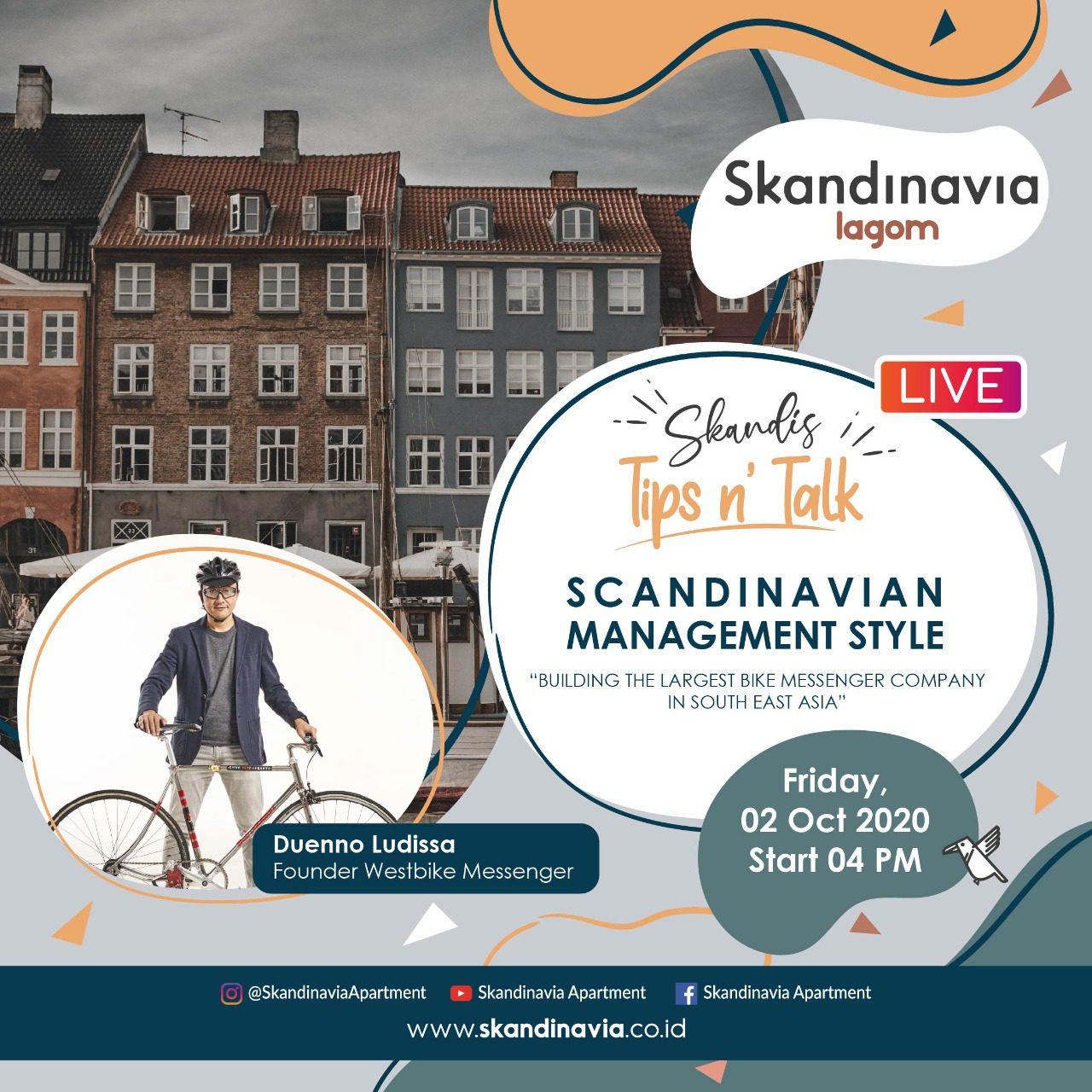 Scandinavian Management Style