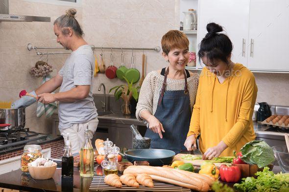 Tutorial Masak Ala Chef di Chanel Food Vlogger