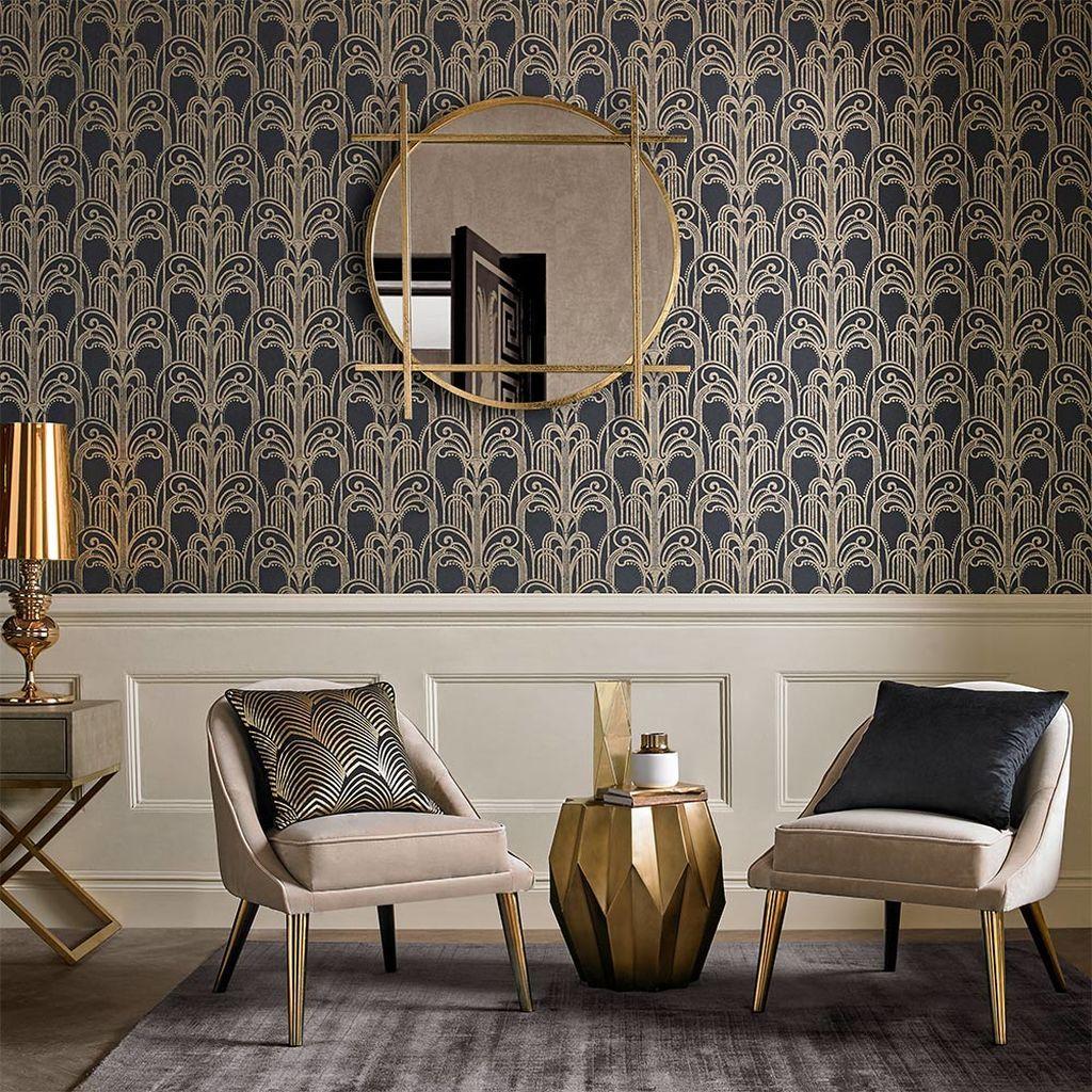 Wallpaper Ruangan Ini Mempercantik Apartemen