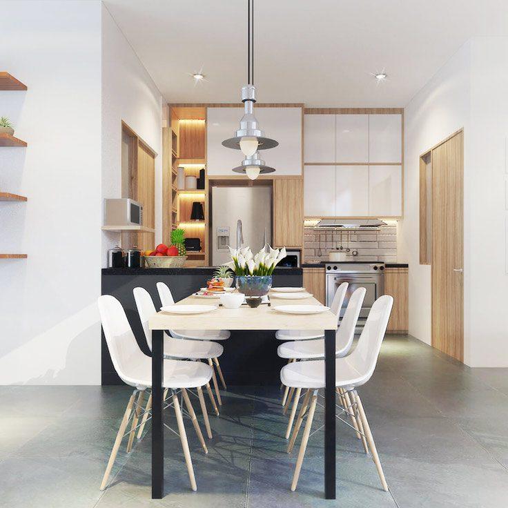 6 Tips Memilih Kitchen Set Untuk Apartemen