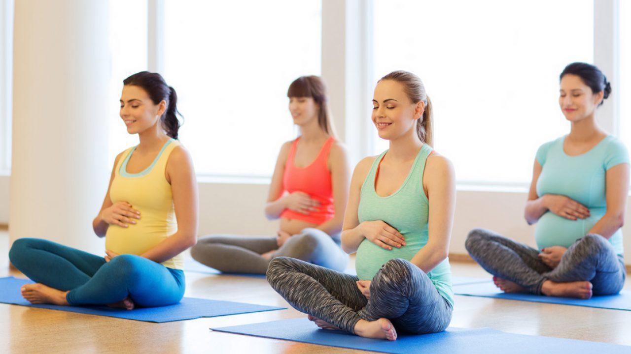 Manfaat yoga Hamil Untuk Kesehatan Ibu Hamil