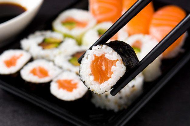 Cara Membuat Sushi Rumahan