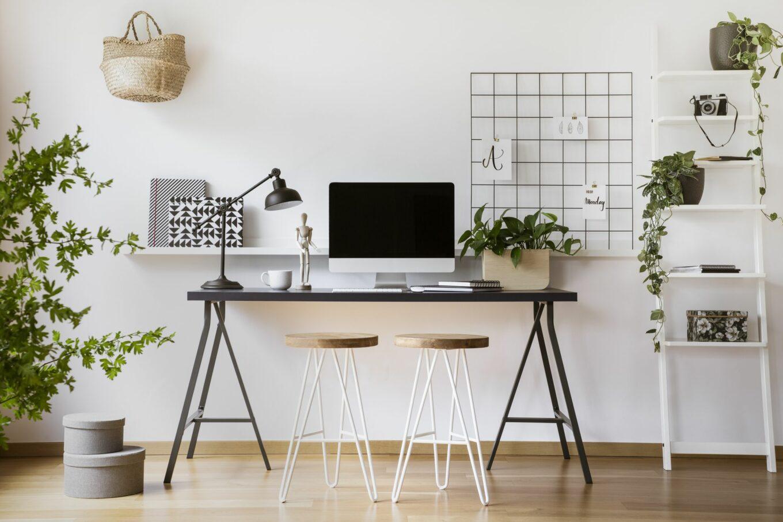 Tips Ruang Kerja Minimalis Untuk Apartemen