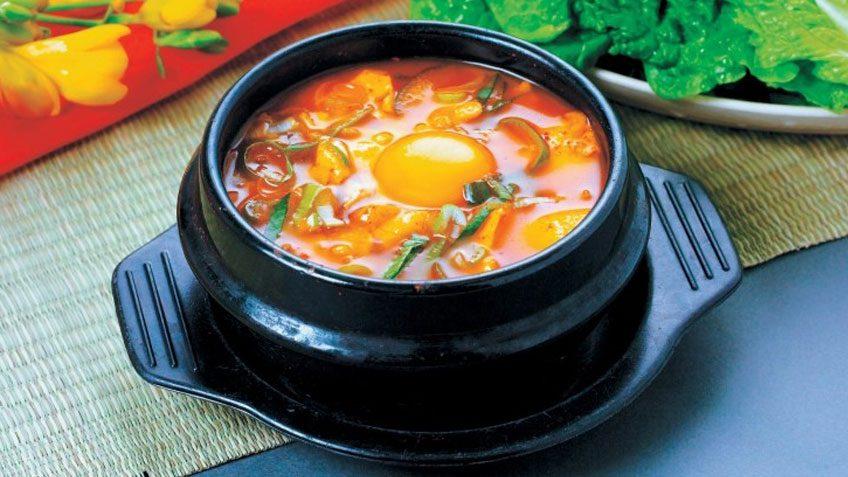 Masakan Korea