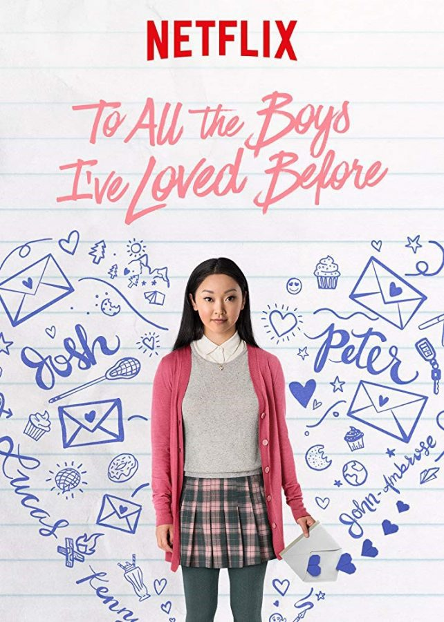To All the Boys I've Loved Before netflix