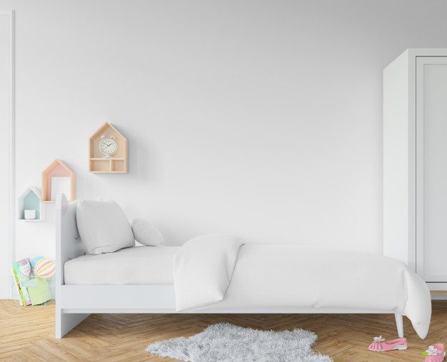 Inspirasi Kamar Tidur Anak di Apartemen