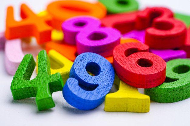 mainan angka