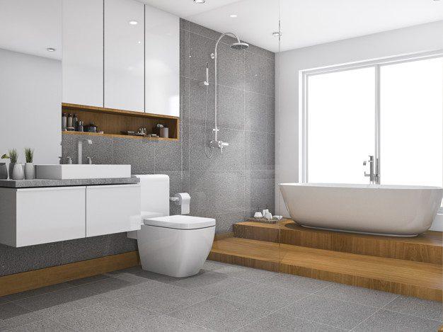 material kamar mandi