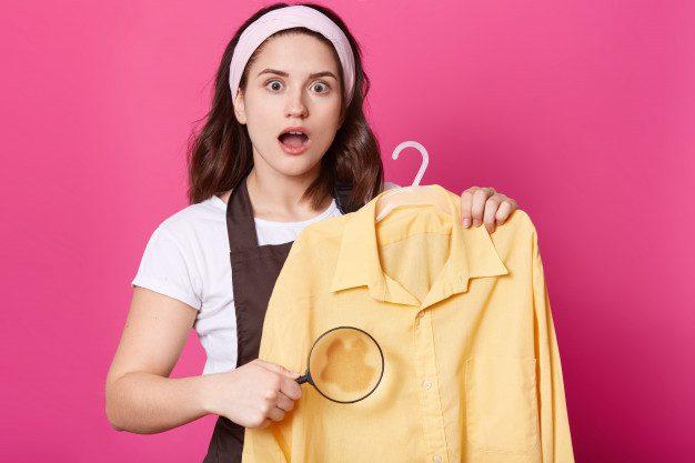 Cara Ampuh Menghilangkan Noda Pakaian Dengan Bahan Alami