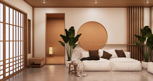 Desain Interior Ala Jepang