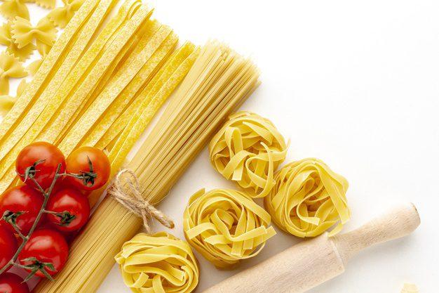 Aneka Macam Pasta Khas Italia