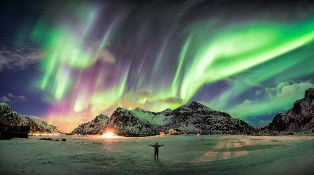 5 Negara Terbaik Untuk Menikmati Keindahan Aurora Borealis