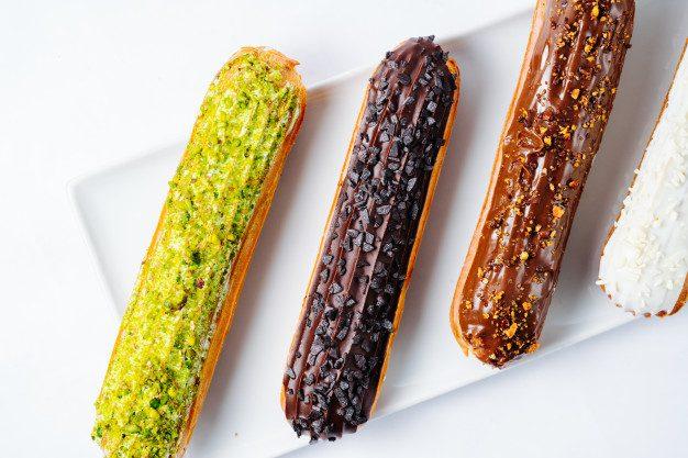 Dessert Perancis