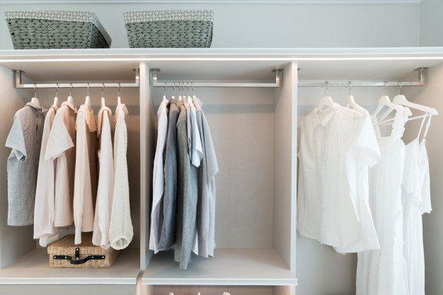 Tips Memilih Lemari Pakaian Untuk Apartemen Studio