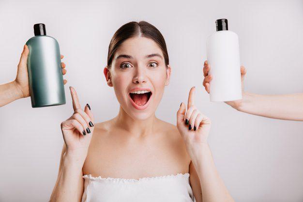 pilih shampo khusus