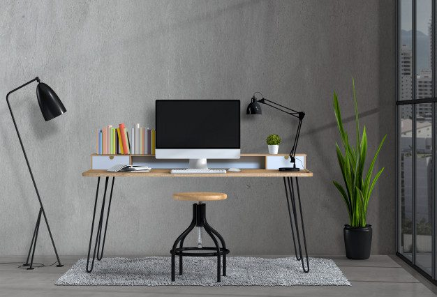 Ide Ruang Kerja Minimalis