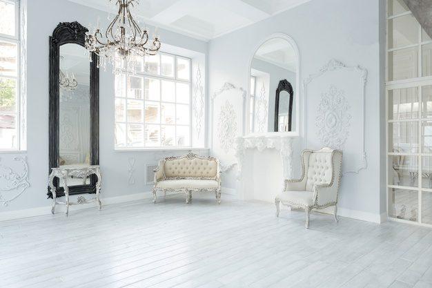 Desain Interior Klasik Modern