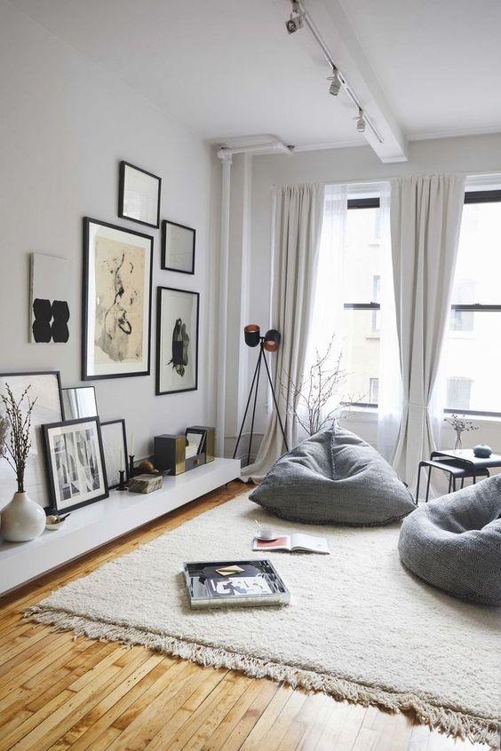 Inspirasi ruang tamu