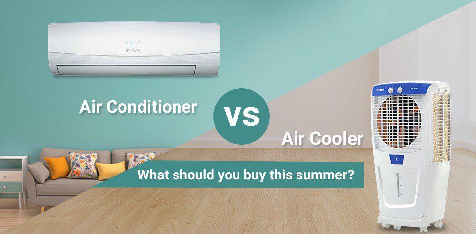 Terlihat Sama Namun Berbeda, Ini Dia Perbedaan Air Cooler dan Air Conditioner