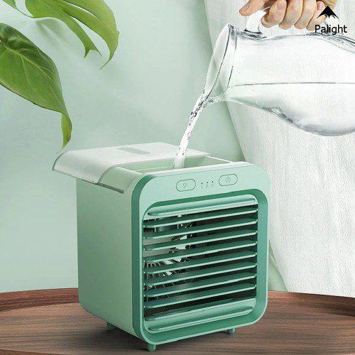 Perbedaan Air Cooler dan Air Conditioner Source imcorp jp