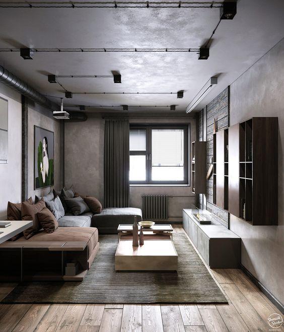 material kayu dan beton