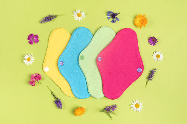 Reusable Menstrual Pad