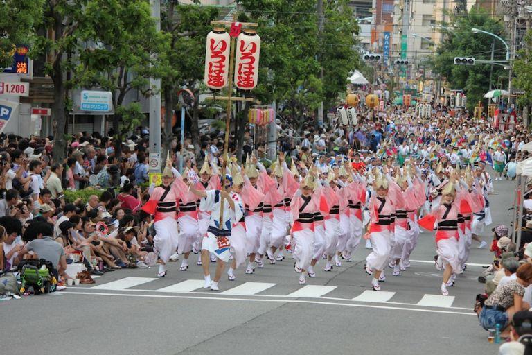 4 Festival Musim Semi Di Jepang