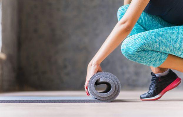 Tips Memilih Matras Yoga Sebelum Membeli