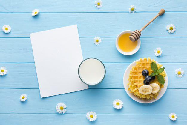 teteskan madu ke atas kertas