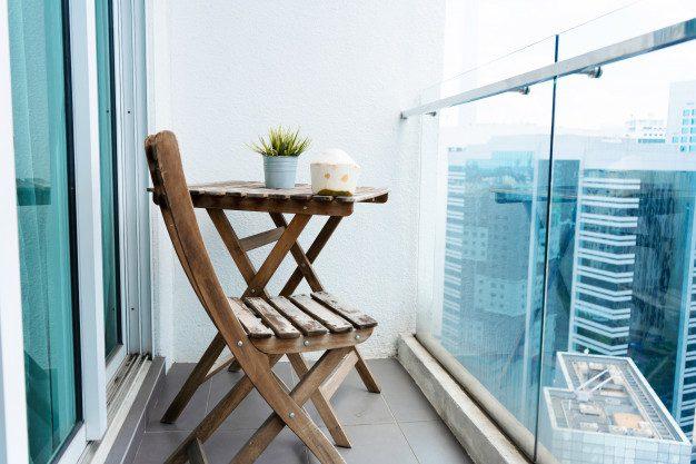 Tips Memilih Kursi Santai Untuk Balkon Apartemen