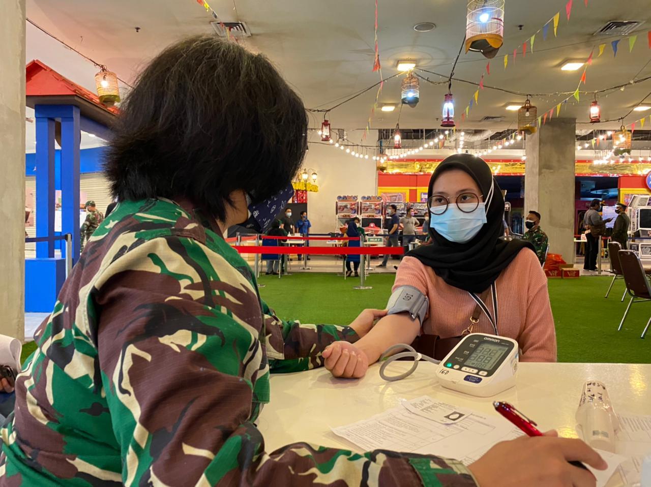 Pengelola Tangcity Mall Sediakan 1.000 Lebih Vaksin Sinovac Untuk Tenant dan Masyarakat Tangerang