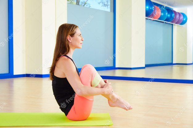 gerakan pilates