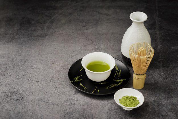 Kreasi Olahan Makanan Dari Green Tea