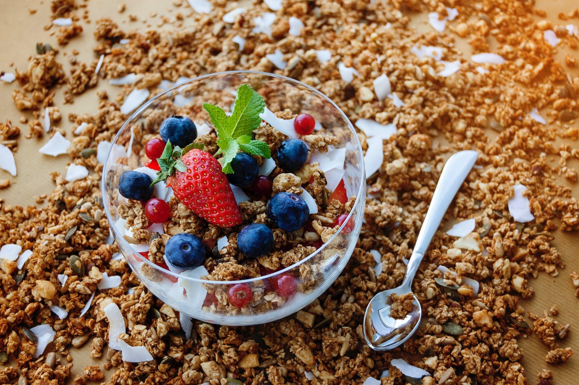 Rekomendasi Makanan Penambah Energi