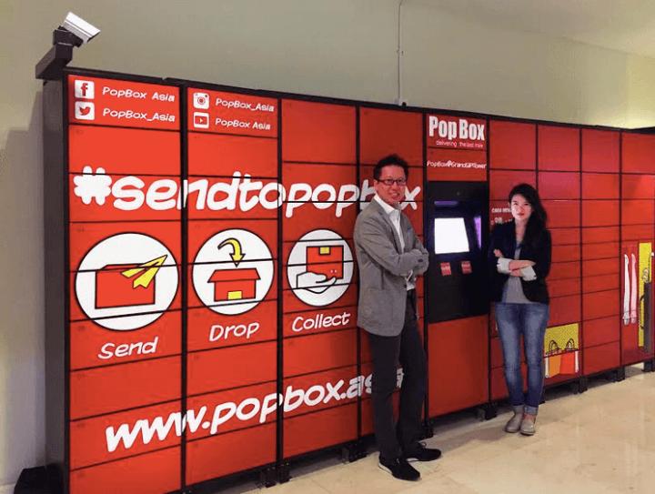 Loker Pop Box Kini Hadir di Apartemen Skandinavia