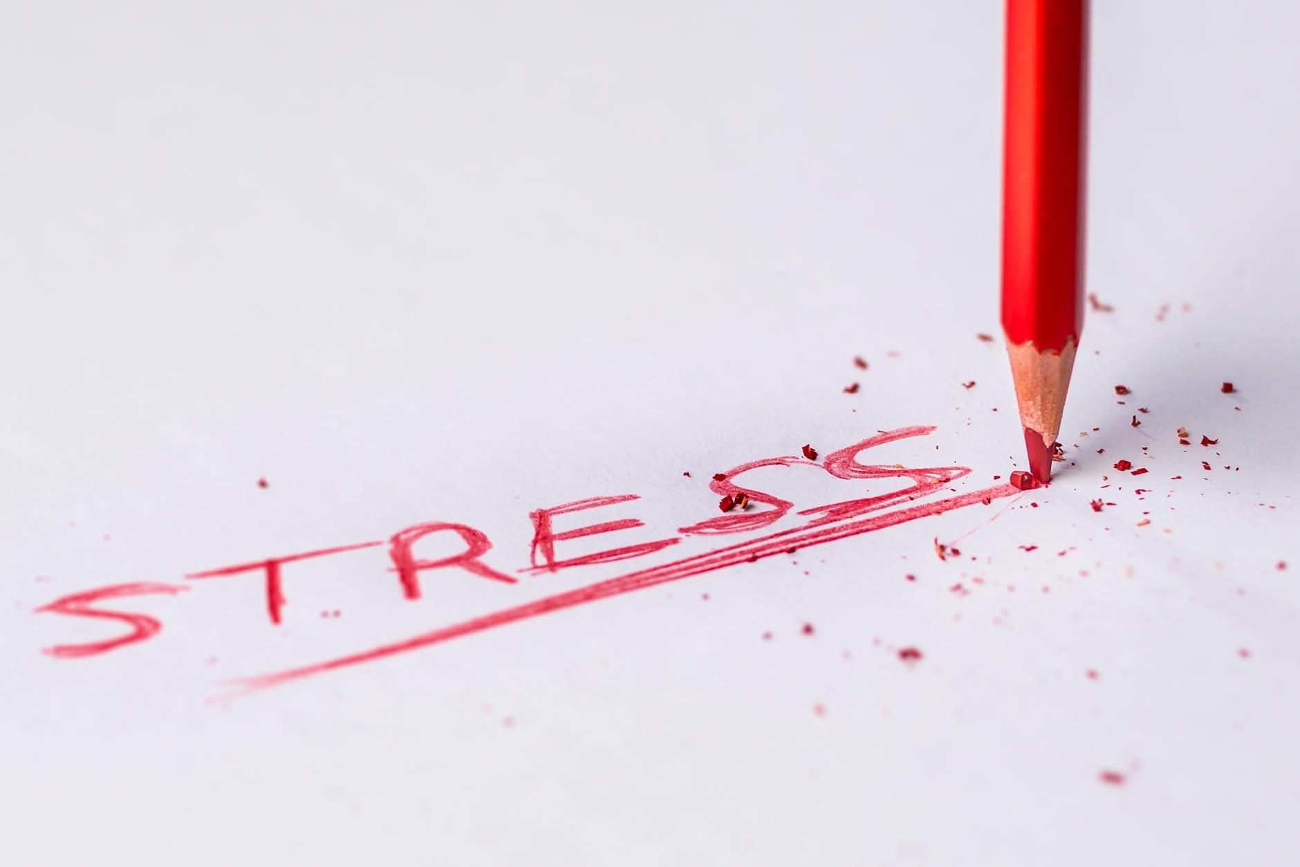 perbedaan stres dan depresi
