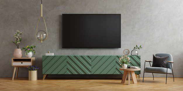 tv-wall-mount-cabinet-modern-living-room-concrete-wall-3d-rendering_41470-3589