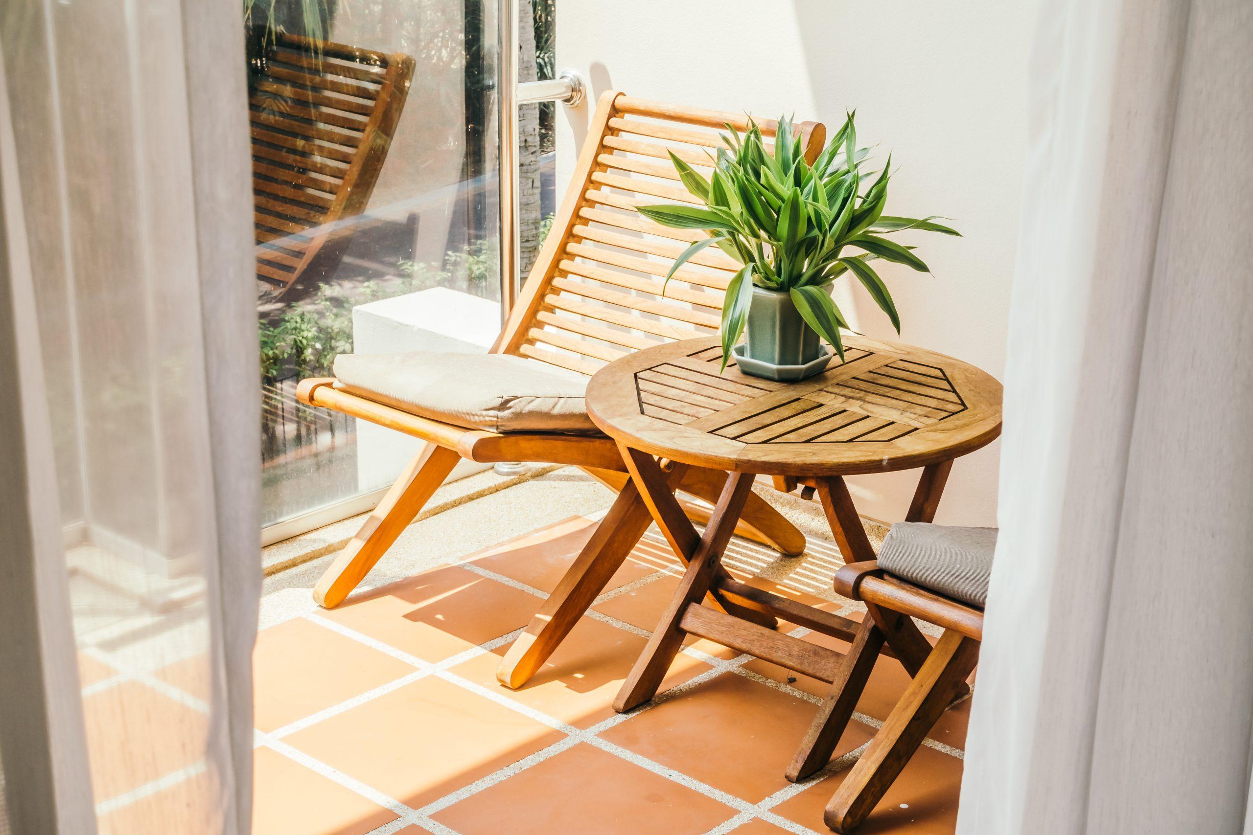 Inspirasi Perabotan Kayu untuk Apartemen