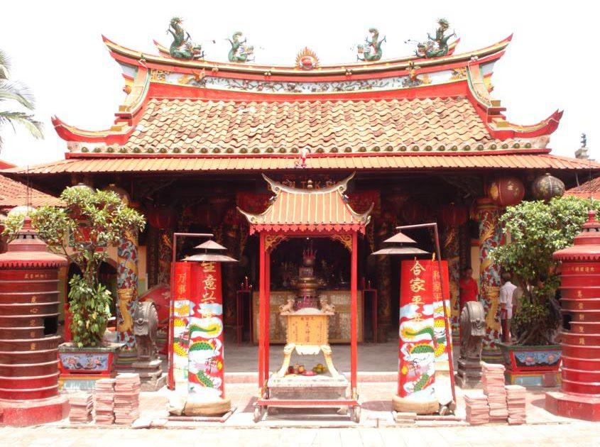 5 Bangunan Bersejarah di Tangerang