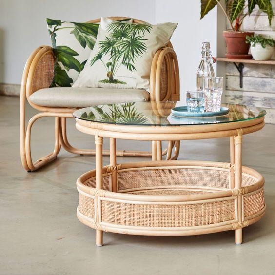 Inspirasi Coffee Table untuk Ruang Tamu