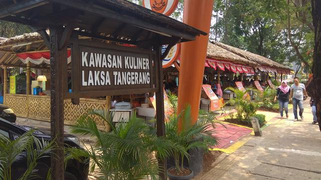 Laksa Tangerang, Makanan Khas Kota Tangerang