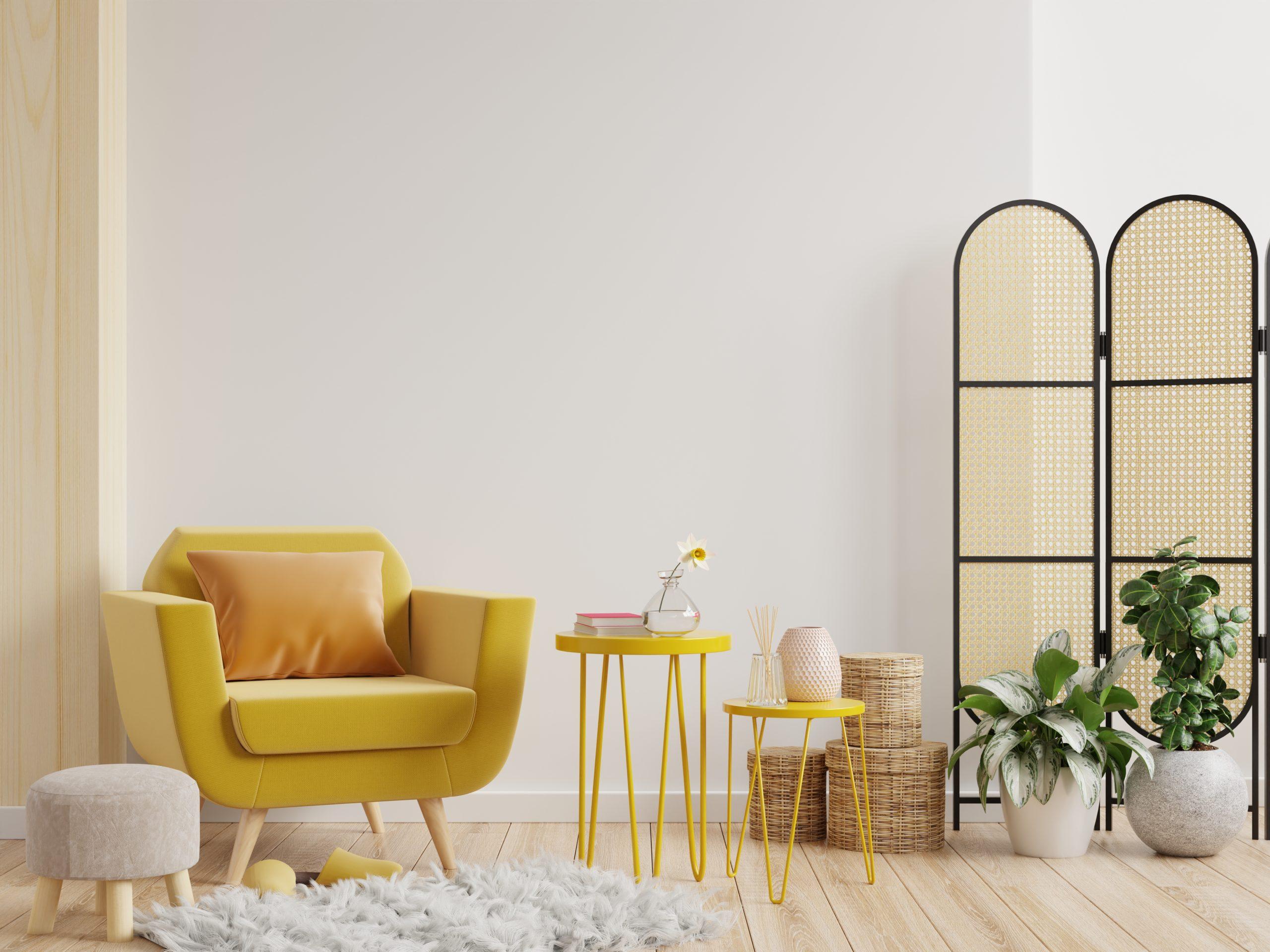 Inspirasi Side Table Untuk Apartemen