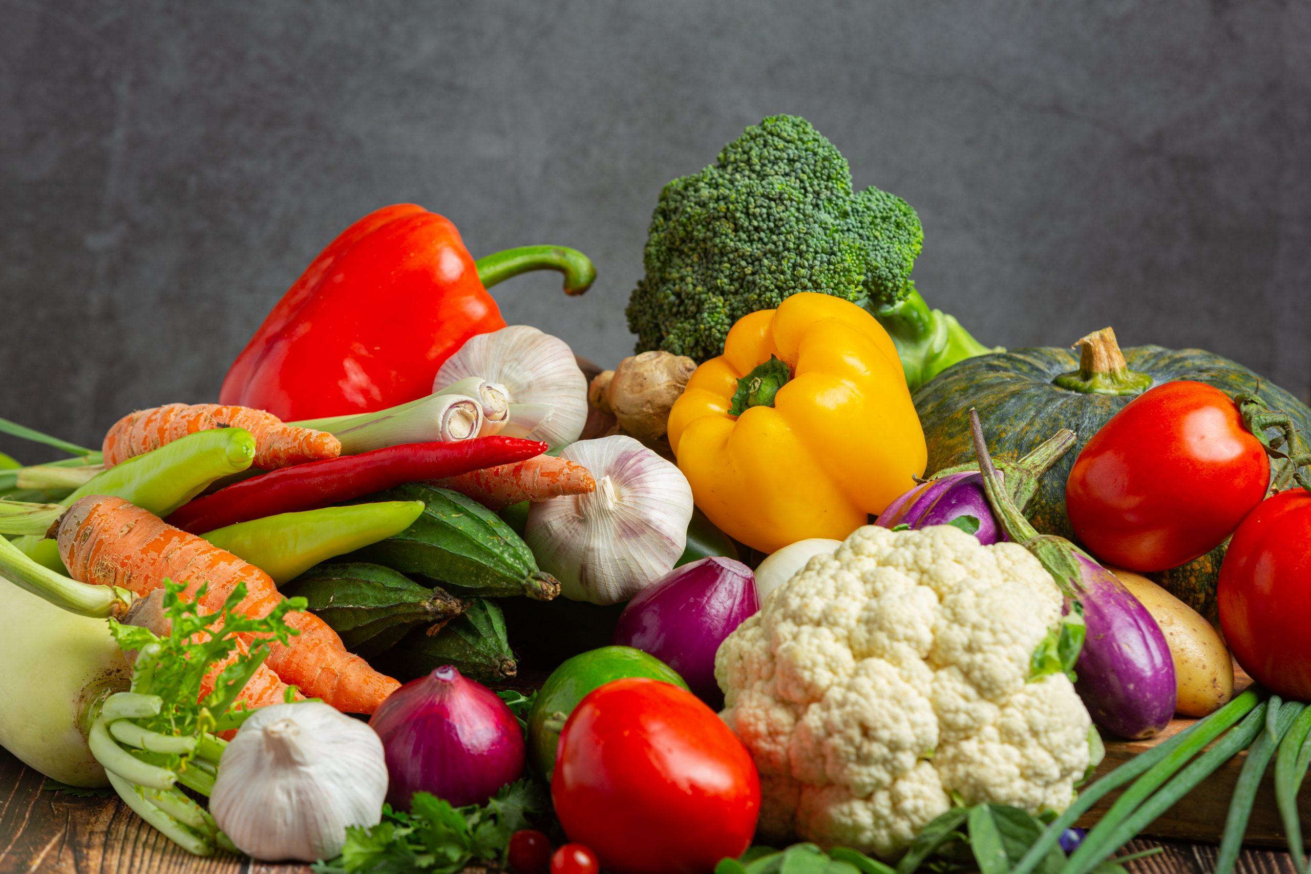 Tips Memilih Sayuran Segar Dengan Benar