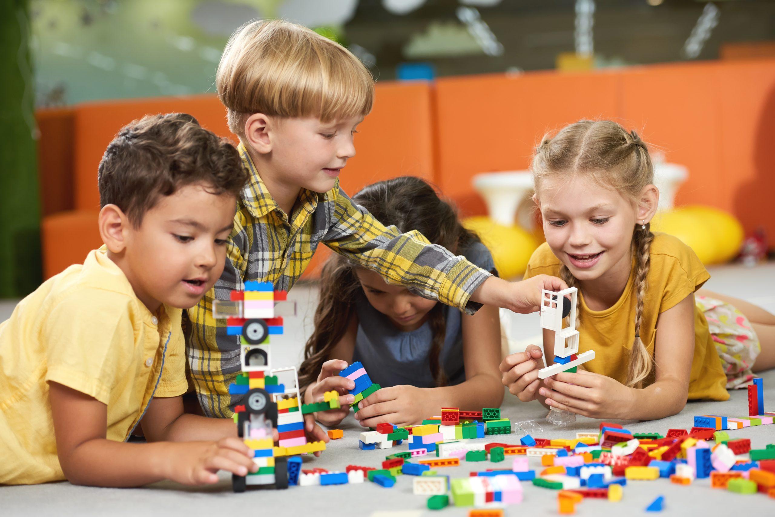 Rekomendasi Mainan Anak untuk Mengasah Otak