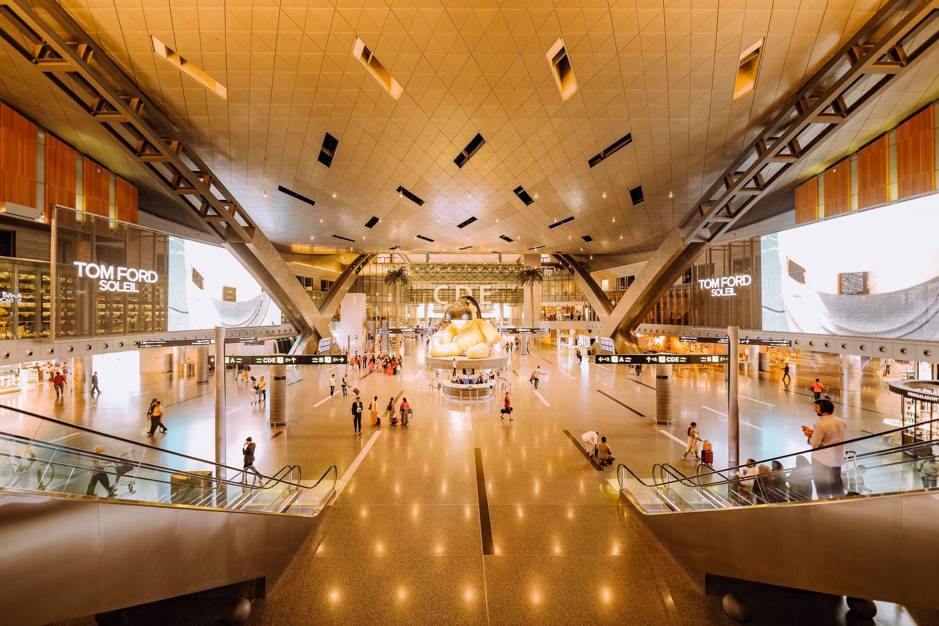 Syarat Mengunjungi Pusat Perbelanjaan Pada Saat PPKM Level 3